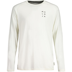 Maloja MolithangM. Long Sleeve Multisport Jersey Men vintage white